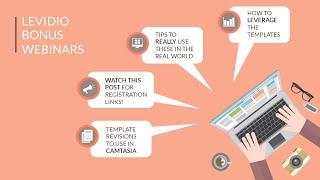 Levidio PowerPoint Video Templates Bonus Webinar 1