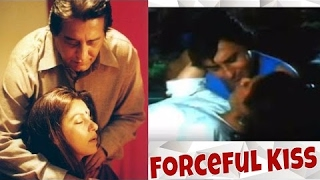 Vinod Khanna Lost Control Over Dimple Kapadia  during intemate Scene!