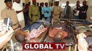 Majambazi Sugu Wauwawa Tegeta Dar Wakirushiana Risasi na Polisi