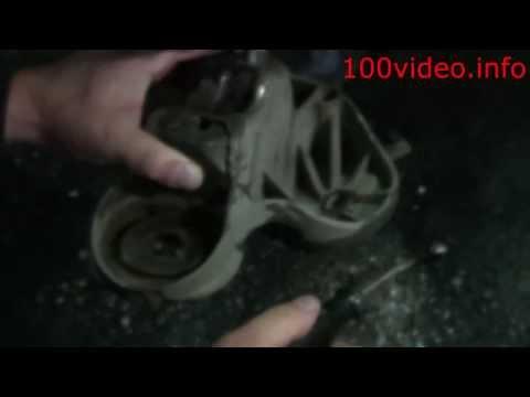 Audi a6 снятие и установка кронштейна стибилизатора