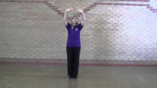 "getlinkyoutube.com-Learn ""Lee Style Tai Chi"" - (Steps 1-5) Hand & Feet Movements"
