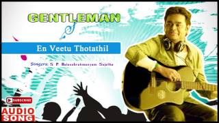 En Veetu Thotathil Song | Gentleman Tamil Movie | Arjun | Madhoo | AR Rahman | Music Master