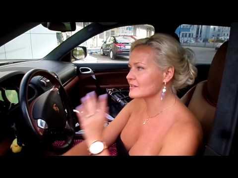 """Porsche Cayenne ремонт лонжеронов. Замена бампера с покраской. Отзыв клиента """"Кволити Моторс"""" №50"""