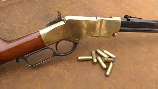 getlinkyoutube.com-1860 Henry Rifle