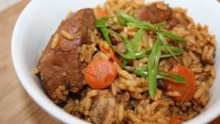 getlinkyoutube.com-How To Make Chicken Pelau.
