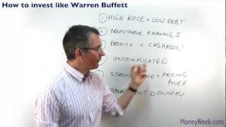 How to invest like Warren Buffett - Tutorials