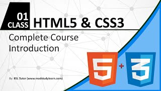 Complete Free Html CSS Tutorial Web Designing Course in Urdu and Hindi 2017 - Introduction - Part 1