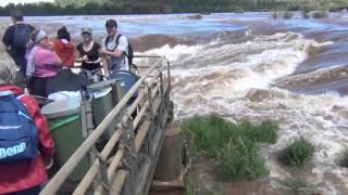 getlinkyoutube.com-Iguazu Waterfalls