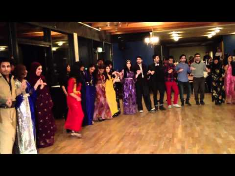 kurdish muzik asad mariwani jashni nawroz karlestad  2012