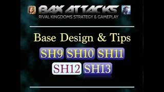 getlinkyoutube.com-Rival Kingdoms | Base Design | Stronghold 12