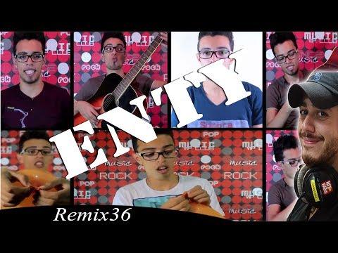 Remix 36 - Enty - إنتي بطريقة روميكس 36