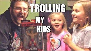 getlinkyoutube.com-TROLLING KIDS with WWE John Cena Elite Exclusive Unboxing!!