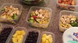 getlinkyoutube.com-Meal Prep Monday | Clean Eating | 21 Day Fix