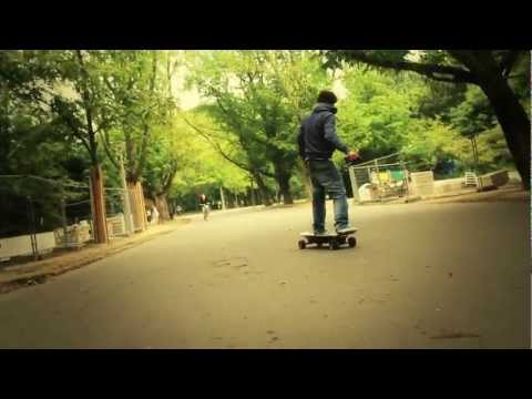 Skatey in Vondelpark (Amsterdam)