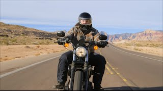 getlinkyoutube.com-Harley Davidson Sportster Iron 883 Review at RevZilla.com