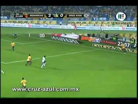 Monarcas VS Cruz Azul [3-0] [Semifinal VUELTA, Clausura 2011] [15/05/11]