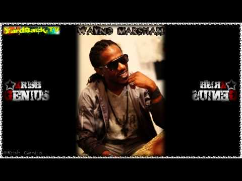 Wayne Marshall - No Bwoy {Voodoo Riddim} July 2011