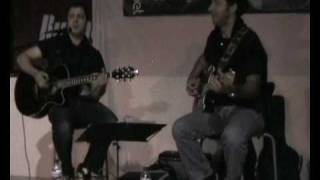 Coldplay - Fix you (live cover by Ruben Santos & Paulo Bastos)