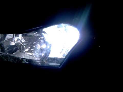 Chevrolet cruze габарит+поворот 2в1