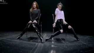 SR14G SEULGI & IRENE (Red Velvet) - Be Natural mirrored