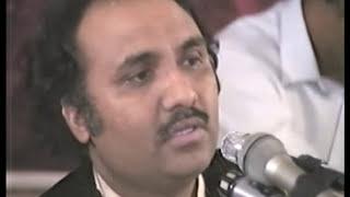getlinkyoutube.com-Ghazal - Parvez Mehdi (Vocal) - Ustad Tari Khan (Tabla) - Jo Shajar Sookh Gaya Hai