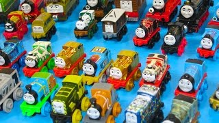 getlinkyoutube.com-70+ THOMAS AND FRIENDS MINIS TRAIN TANK ENGINES NEW LITTLE THEMED CHARACTERS