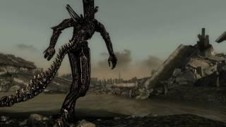 getlinkyoutube.com-Fallout 3 Aliens Vs. Predator Mod