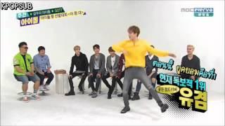 getlinkyoutube.com-[Thaisub]151014 Weekly idol GOT7 - Other Group Dance CUT