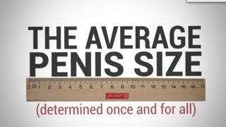 getlinkyoutube.com-What Is The Average Penis Size?
