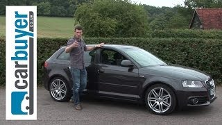 getlinkyoutube.com-Audi A3 hatchback (Sportback) 2003 - 2012 review - CarBuyer