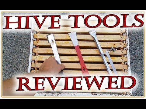 Beekeeping 101 - HIVE TOOL review Beekeepers essential equipment