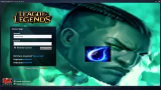 getlinkyoutube.com-Lucian Nerf - Custom Login Screen League of Legends