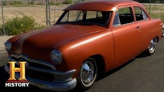 Counting Cars: Danny Follows a 1950 Ford Coupe   History