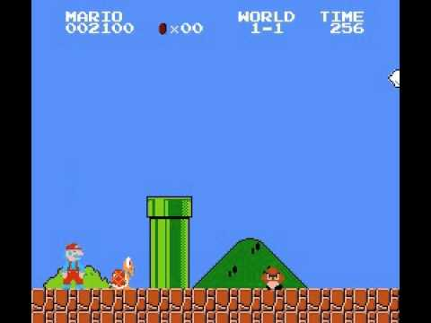 Mario Jump - Mario Jump Glitch - Vizzed.com Play - User video