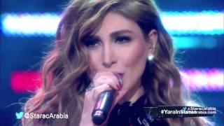getlinkyoutube.com-يارا و حنان الخضر - يا ريت - البرايم 6 ستار اكاديمي 11