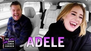getlinkyoutube.com-Adele Carpool Karaoke