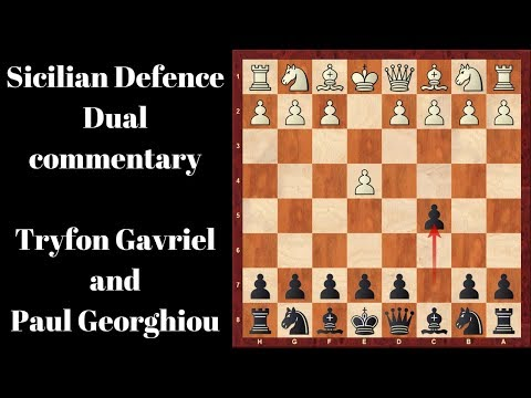 Chess World.net: Sicilian Defence - Najdorf Scheveningen Dragon Taimanov and other variations