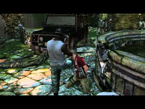 UNCHARTED 3: Drake's Deception Multiplayer Reveal trailer