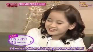 """getlinkyoutube.com-Heechul y Hongki enojados con su """"Hija"""" porque tiene Novio (Sub. Español)"""