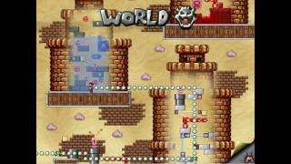 getlinkyoutube.com-Mario Forever - Great Bowser's Castle by Crist1919 Walkthrough [HD]