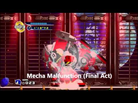 Mecha Malfunction Final Act (Original Composition) Rytmik Retrobits by shadow17993