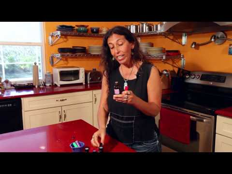Aromatherapy Recipes: Your Inhaler for Muscle Tension Relief