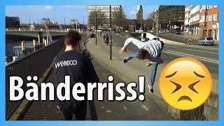 KRANKENHAUS! - VLOG AUS BREMEN! :D| Jonah Pschl