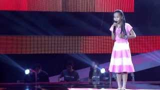 getlinkyoutube.com-The Voice Kids Thailand - เนย ณัฐฐิฐา - กราบเท้าย่าโม - 2 Mar 2014
