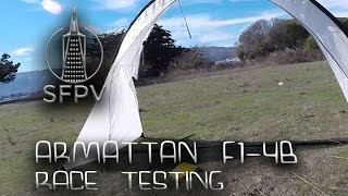 getlinkyoutube.com-Armattan F1-4B RCX 2205 Agility Testing