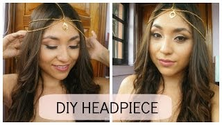 getlinkyoutube.com-DIY: Chain Head Piece (EASY) | Its halo