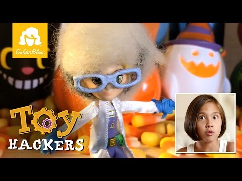 Ep 7: Toy Hackers, Balloon Ghost (JillianTubeHD & GoldieBlox)