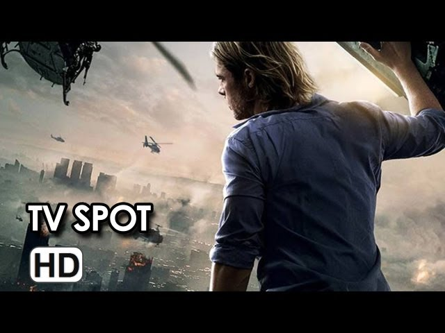 World War Z Tv Spot