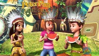Peter pan Season 2 Episode 9 Rebel Girls   Cartoon For Kids    Video   Online