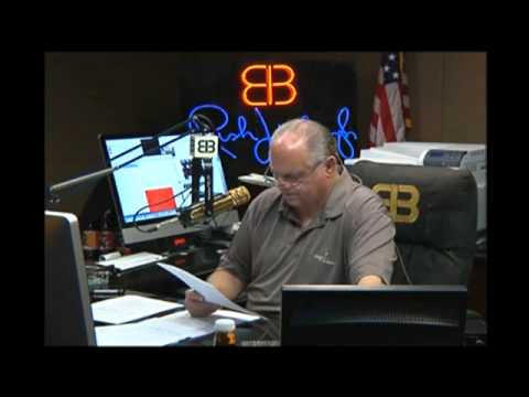 Rush Limbaugh Refers to Bill O'Reilly as